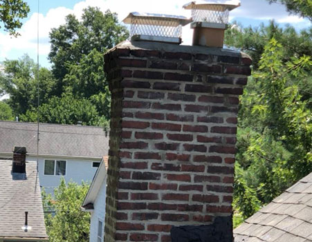 Chimney Cap Installation Nutley NJ