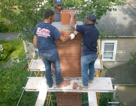Chimney Rebuild Nutley NJ