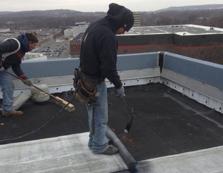 Flat Roof Repair Mahwah NJ