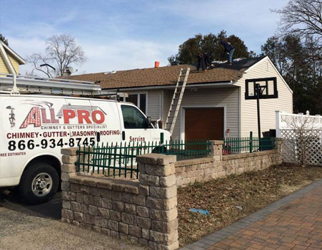 Emergency Roof Repair Mahwah NJ