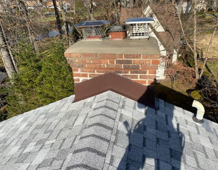 Chimney Flashing Repair NJ