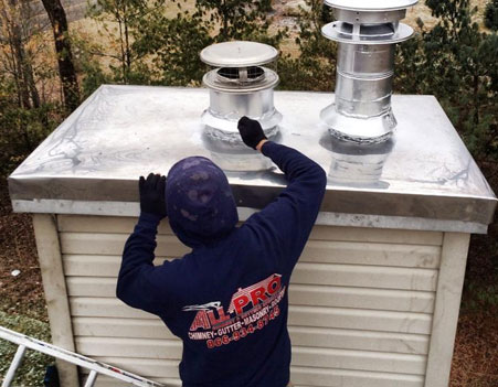 New Jersey Chimney Repair Chimney Flashing Repair