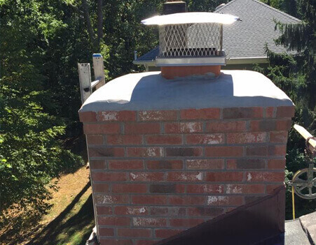 Chimney Cap Installation NJ