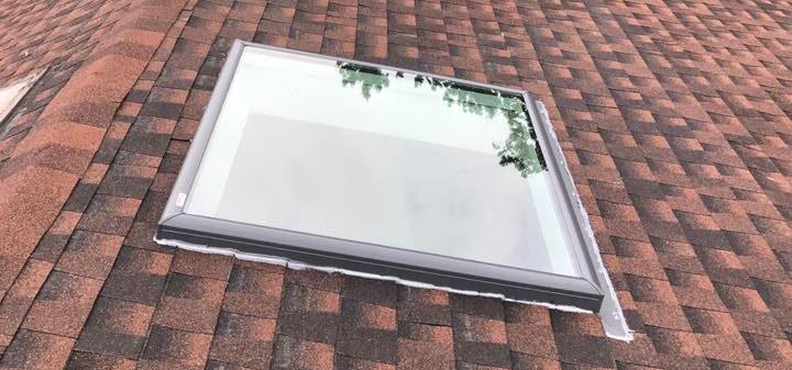 New Jersey Roofing Skylight Repair Roof Leak Repair