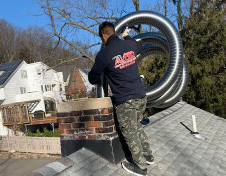 Chimney Liner Installation NJ