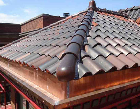 Copper Gutter Repair NJ