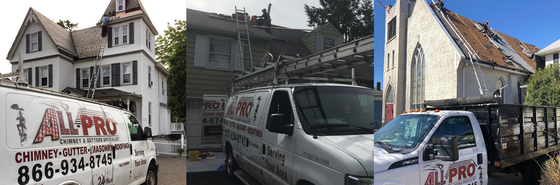 All Pro Roofing and Chimney