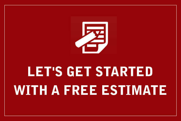 Let's start with free estimate