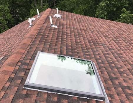 New Jersey Roofing Roof Leak Repair Skylights